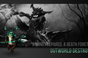 Wallpaper Search Outworld Destroyer Wallhavencc