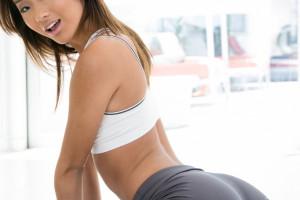 Galen recommends Alina li yoga pants
