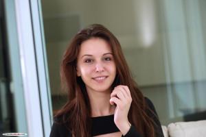 Jessica Albanka, Alisa I, zishy, brunette, model, women